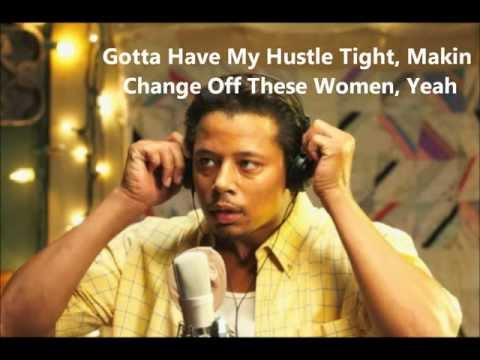 Terrence Howard - Hard Out Here For A Pimp (Clean) Lyrics