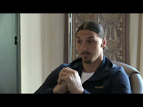 Zlatan om Forsberg och favoriterna att vinna EM - TV4 Sport