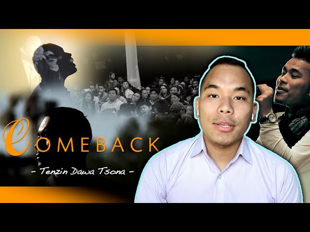 Music feature: 'Comeback' by Dawa Tsona (Tibetan Rap)