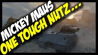 ► World of Tanks: MAUS - One Tough Nutz... - Maus Gameplay