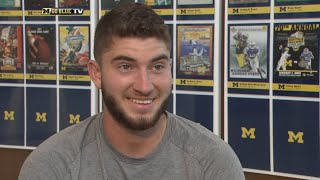 Shea Patterson One-on-One