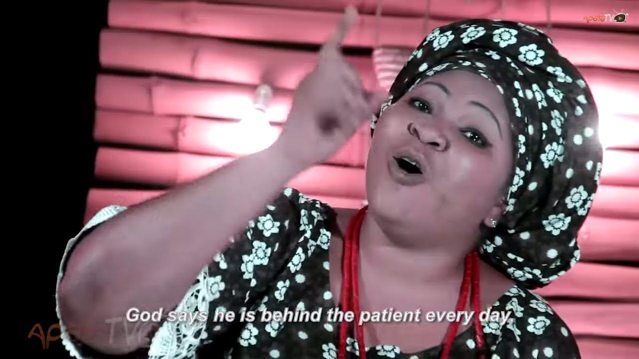 Download Apase Latest Yoruba 2018 Islamic Music Video Starring Alhaja  Kifayat Ajoke Singer