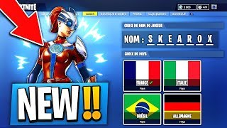LEGENDARY SKINS for the 'WORLD CUP' on Fortnite: Battle Royale!