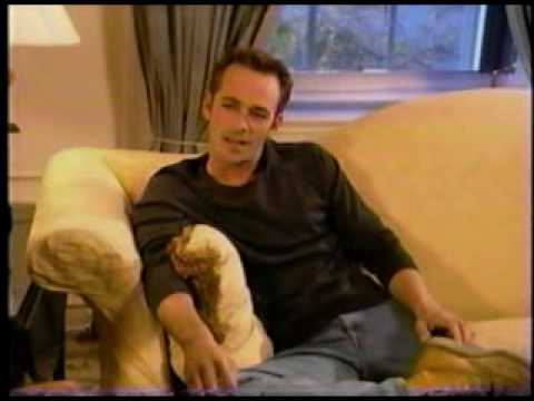 Luke Perry on MTV's FANatic: November 1998. Part 3 of 3