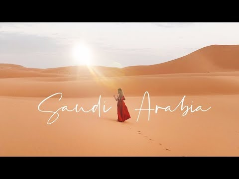 Travel Vlog: Welcome to Saudi Arabia | HAUSOFCOLOR