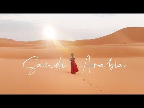 Travel Vlog: Welcome To Saudi Arabia | HAUSOFCOLOR