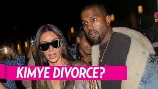Will Kim Kardashian Divorce Kanye West?