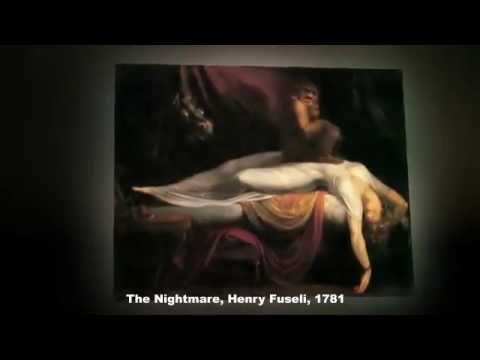 Famous Horrifying and Scary Paintings by Famous Painters of History