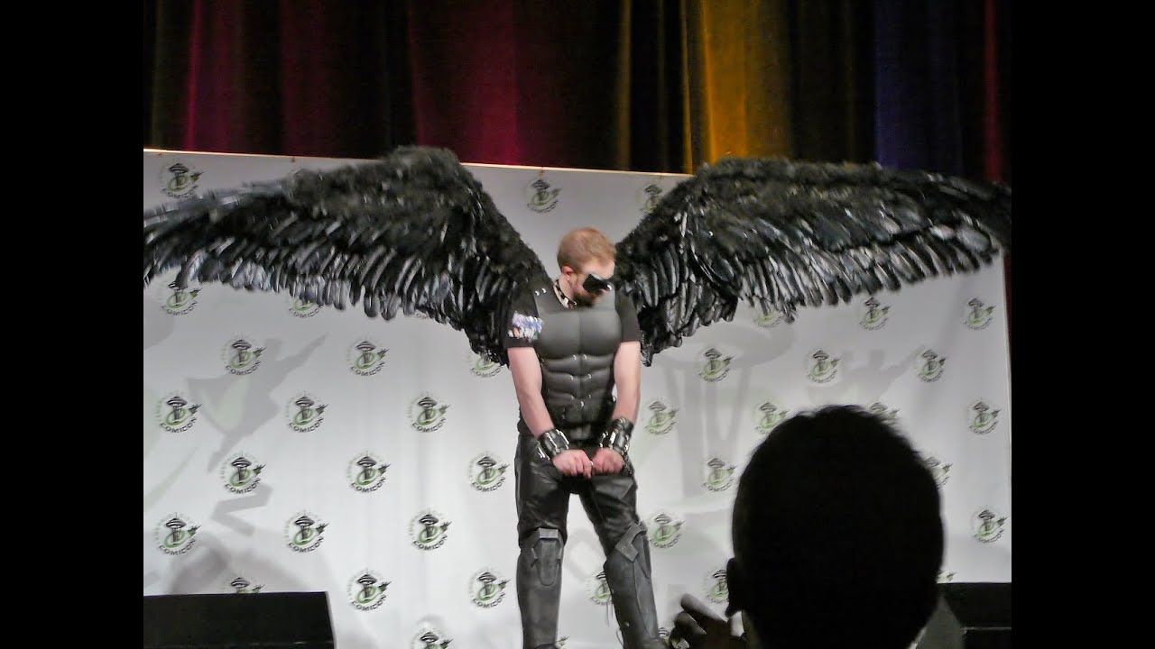 angel of darkness costume men - photo #29