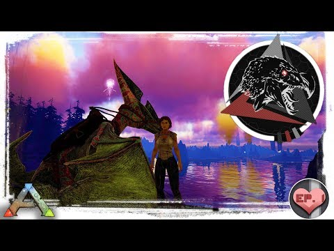 First Day Shenanigans & Base Place Options! - Modded: ARK Extinction Core - Ep. 01