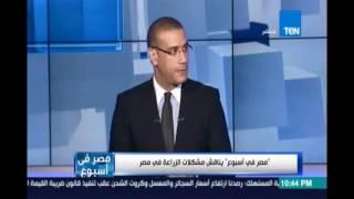 محمد برغش :الحكومة بتحارب الرئيس لان الرئيس حلمه يستصلح أراضي وهي بتخفض ميزانية  البحث العلمي