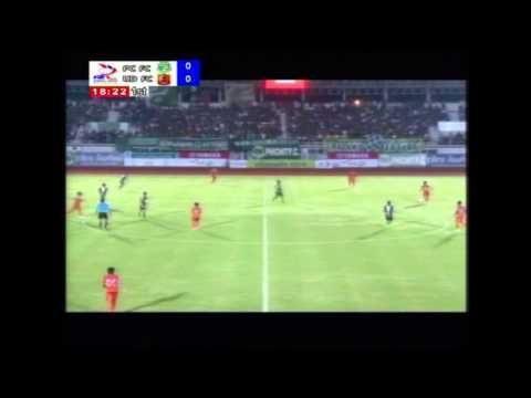 ฟุตบอล AIS ลีก ภูมิภาค ดิวิชั่น 2 รอบแชมเปี้ยนลีก ฤดูกาล 2014 พิจิตร FC 1-0 อุดรธานี FC