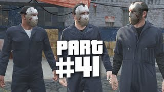 Grand Theft Auto 5 Gameplay Walkthrough Part 41 - Blitz Play (GTA 5)