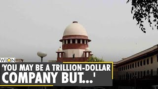 'You may be a trillion-dollar company but...': Supreme Court of India to WhatsApp | English News