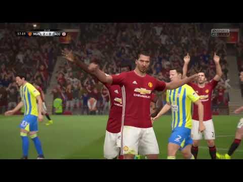 EA SPORTS™ FIFA 17 goal of the week