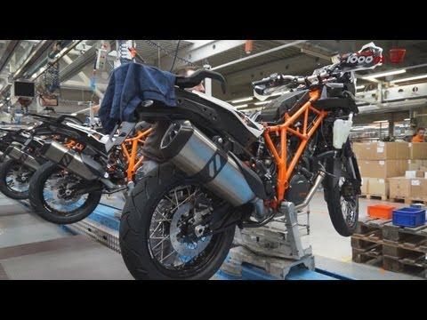 KTM Werk Mattighofen - Factory Tour | Teil 1