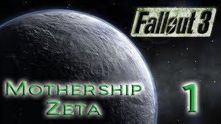 Fallout 3 - Mothership Zeta   Part 1 - Aliens!