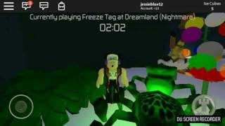 Roblox - Freeze Tag - Editing included