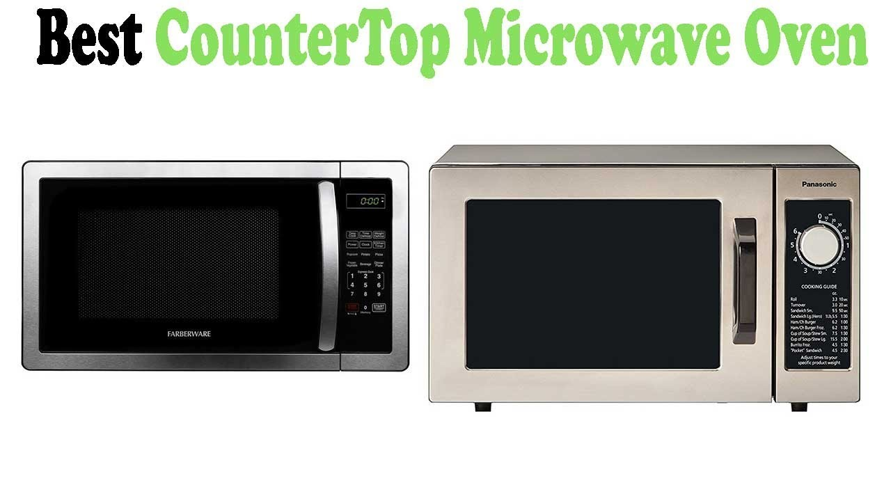 Top 5 Best Countertop Microwave Oven Reviews 2017