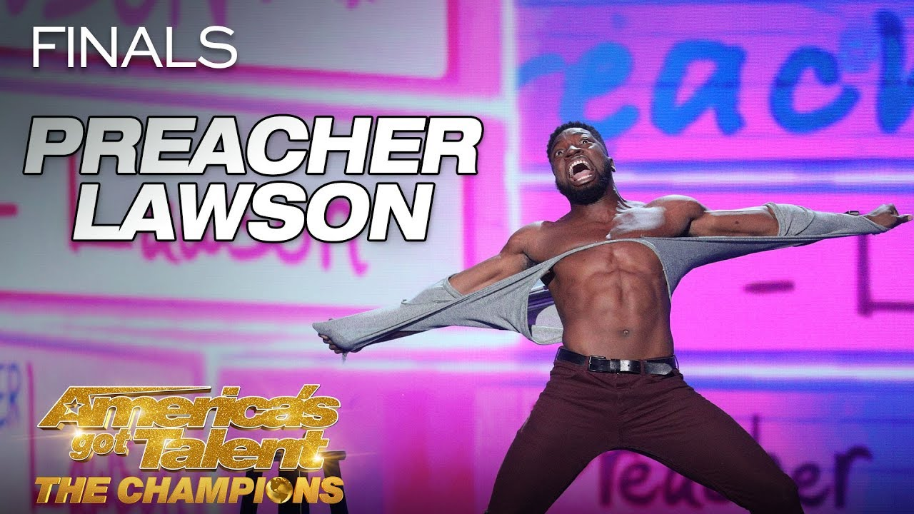 Preacher Lawson: Funny Comedian Describes Men Vs. Women
