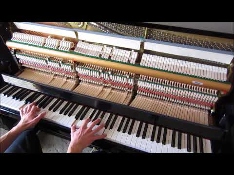 Passion Pit - Live to Tell the Tale Piano Cover