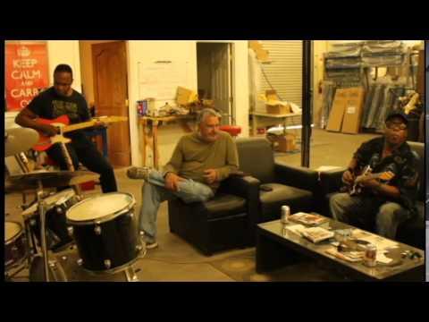 Ray Parker Jr and Ricky Rouse Pay LsL a Visit
