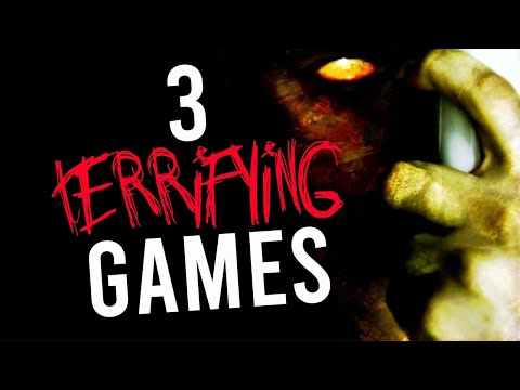 3 Terrifying Games #26