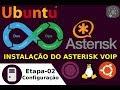 COMO configurar o ASTERISK no GNU/Linux Ubuntu Server 18.04.x LTS