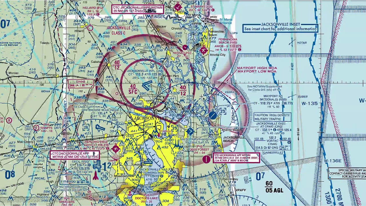 Vfr sectional chart practice quiz remote pilot 101 youtube