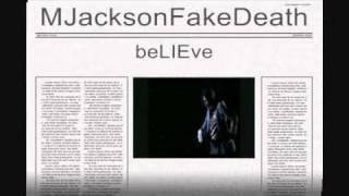 Is Michael Jackson Alive