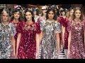 Dolce & Gabbana Fall 2016 Ready-to-Wear MFW