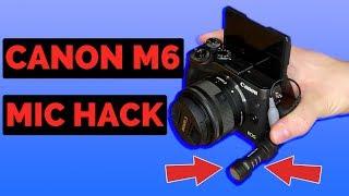 ULTIMATE VLOGGING SETUP? | Canon M6 Mic Fix - Rode VideoMic Me (Warranty Tested)