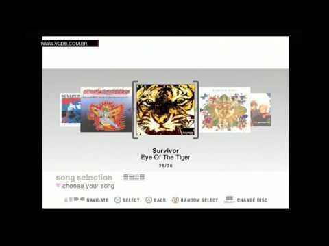 SingStar '80s (playlist / song list) - Sony PlayStation 2 - VGDB