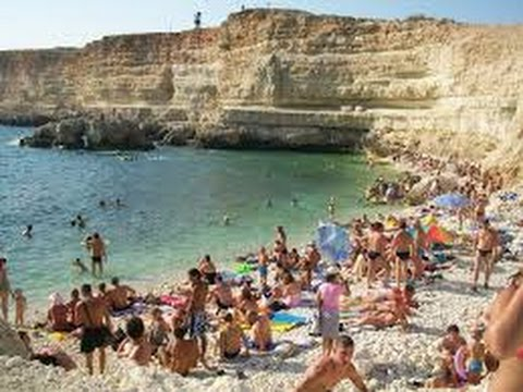 голубая бухта севастополь фото пляжа