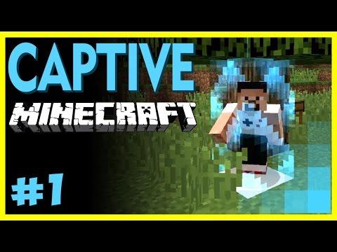 Sınırlara Sığmam Taşarım - Captive Minecraft Özel Harita - Bölüm 1