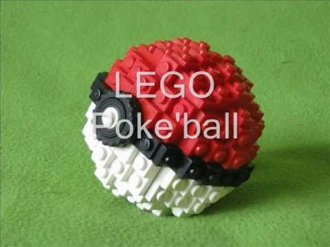 Lego Pokeball Youtube