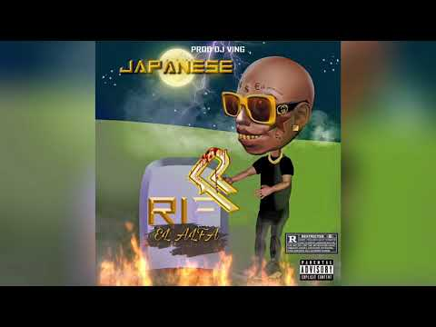 JAPANESE - TIRADERA PA EL ALFA & NEW YORK  (AUDIO OFICIAL)