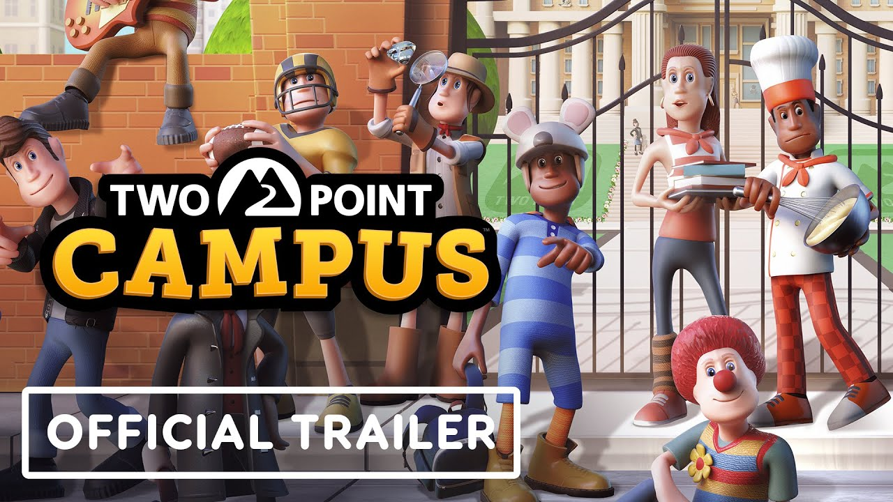 Two Point Campus - Official Gameplay Trailer | Summer of Gaming 2021 - IGN