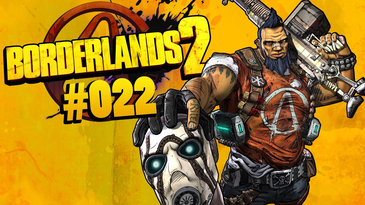 Borderlands 2 022 Arm Wie Die Kirchenmaus Youtube