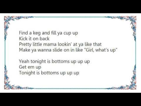 Brantley Gilbert - Bottoms Up Lyrics