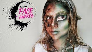 NYX FACE AWARDS COLOMBIA 2017 | ENTRADA | NINFA QUEMADA