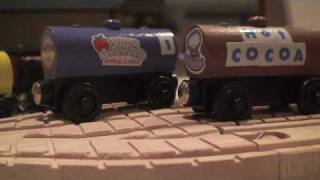Milktankermedia's Wooden Railway Customs