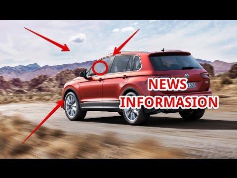 HOT NEWS 2018 Volkswagen Tiguan