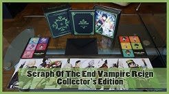 Anime Unboxing | Seraph Of The End Collector's Edition (Blu-Ray/DVD Combo) 2016