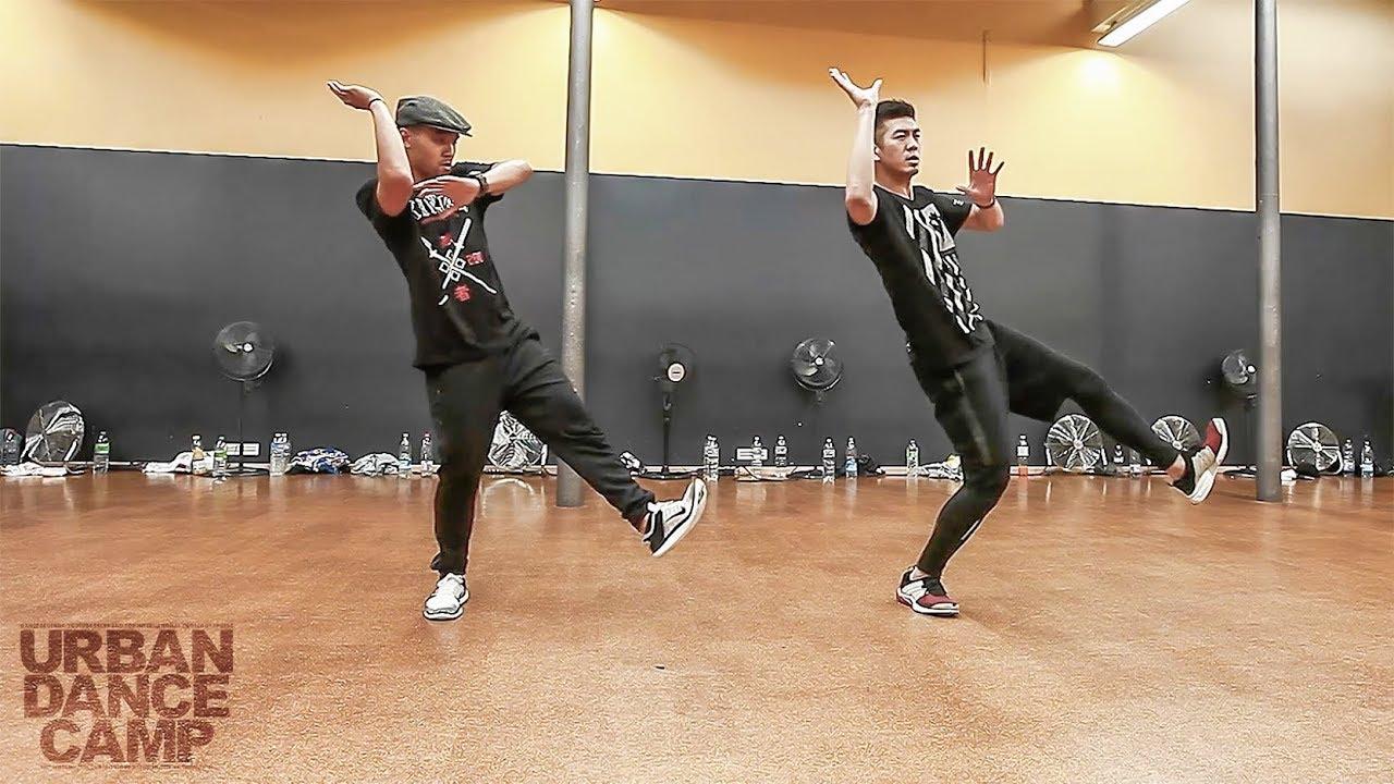 I See Fire - Ed Sheeran / Anthony Lee ft Vinh Nguyen Choreography, Kinjaz Crew / URBAN DANCE CAMP