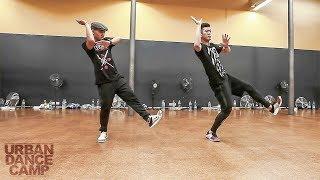 Download I See Fire - Ed Sheeran / Anthony Lee ft Vinh Nguyen Choreography, Kinjaz Crew / URBAN DANCE CAMP