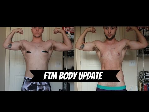 FtM Body Update - Year Of The Beast (June)