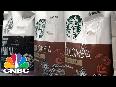 Starbucks And Nestle CEOs On $7.15 Billion Coffee Deal | CNBC