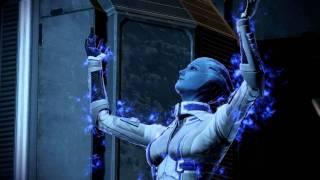 Mass Effect 2: Liara & FemShep Romance: Lair of the Shadow Broker #3