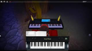 Twelve Days of Christmas but something's wrong on a ROBLOX piano. [Please stop this.]